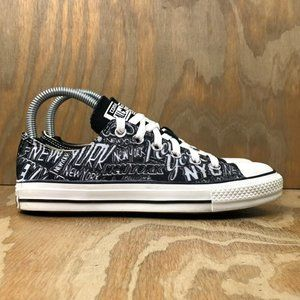 Converse Women's All Star Low 'New York City'